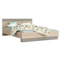 Manželská posteľ 160×200 cm v módnom dekore