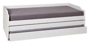 Výsuvné lôžko sa dá rozšíriť na 3 lôžka pre malých aj veľkých nocľažníkov
